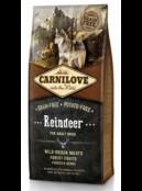 Carnilove Adult Reindeer 12 kg carnilove-adult-reindeer-12-kg