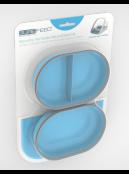 Sureflap Surefeed Ersatznpfe und Matte - Blau sureflap-surefeed-accessoire-set-blauw